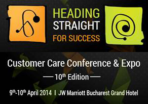Beia Consult International va participa la Customer Care Conference & Expo 2014