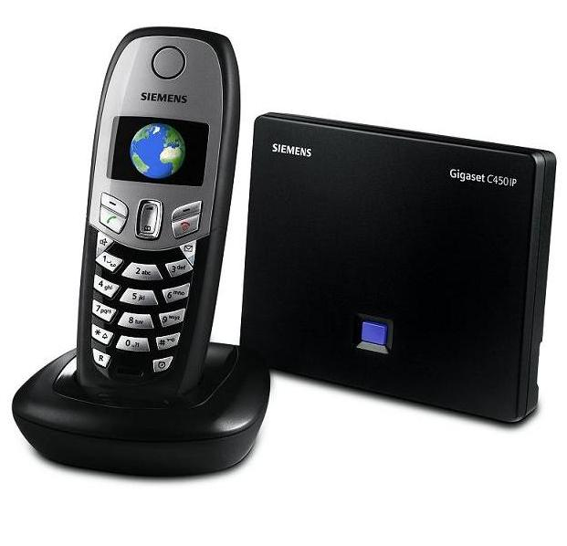 Gigaset C450IP - Telefoane IP wireless DECT SIP