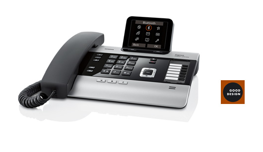 Siemens Gigaset DX800A - Key system phone IP