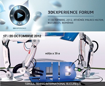 Beia at 3DEXPERIENCE and exhibits at TIB 2012 on 17 � 20 october