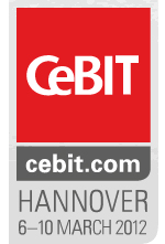 Beia exhibits at CeBIT Hannover 2012, Hall 6, Stand D46