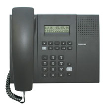 Telephone Siemens OptiPoint 150S - SIP VoIP