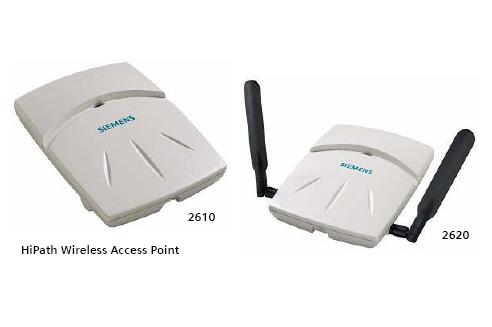 HiPath Wireless LAN Access Point WLAN 2610 / 2620