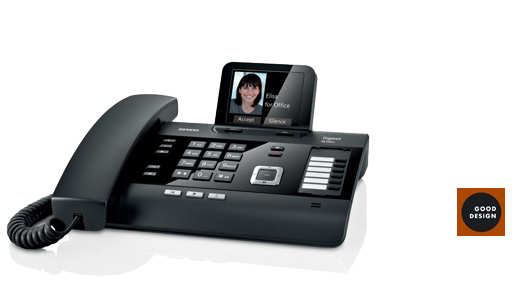 Siemens Gigaset DL500A - Key system phone analog, VoIP and GSM